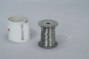 NICHROME WIRE, BARE